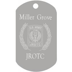 Miller Grove Dog Tag T731
